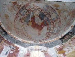 Église de Champagné le Sec