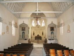 Église Saint-Hilaire de Lassay-sur-Croisne